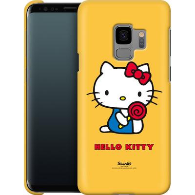Samsung Galaxy S9 Smartphone Huelle - Hello Kitty Lollipop von Hello Kitty