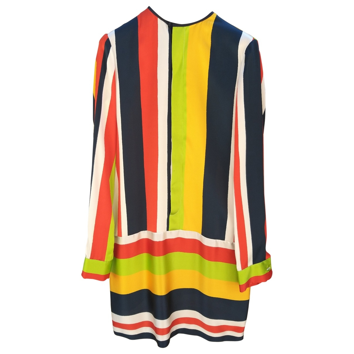 Dsquared2 \N Multicolour Silk dress for Women 42 IT