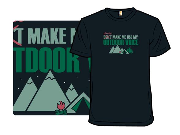 Outdoor Voice T Shirt