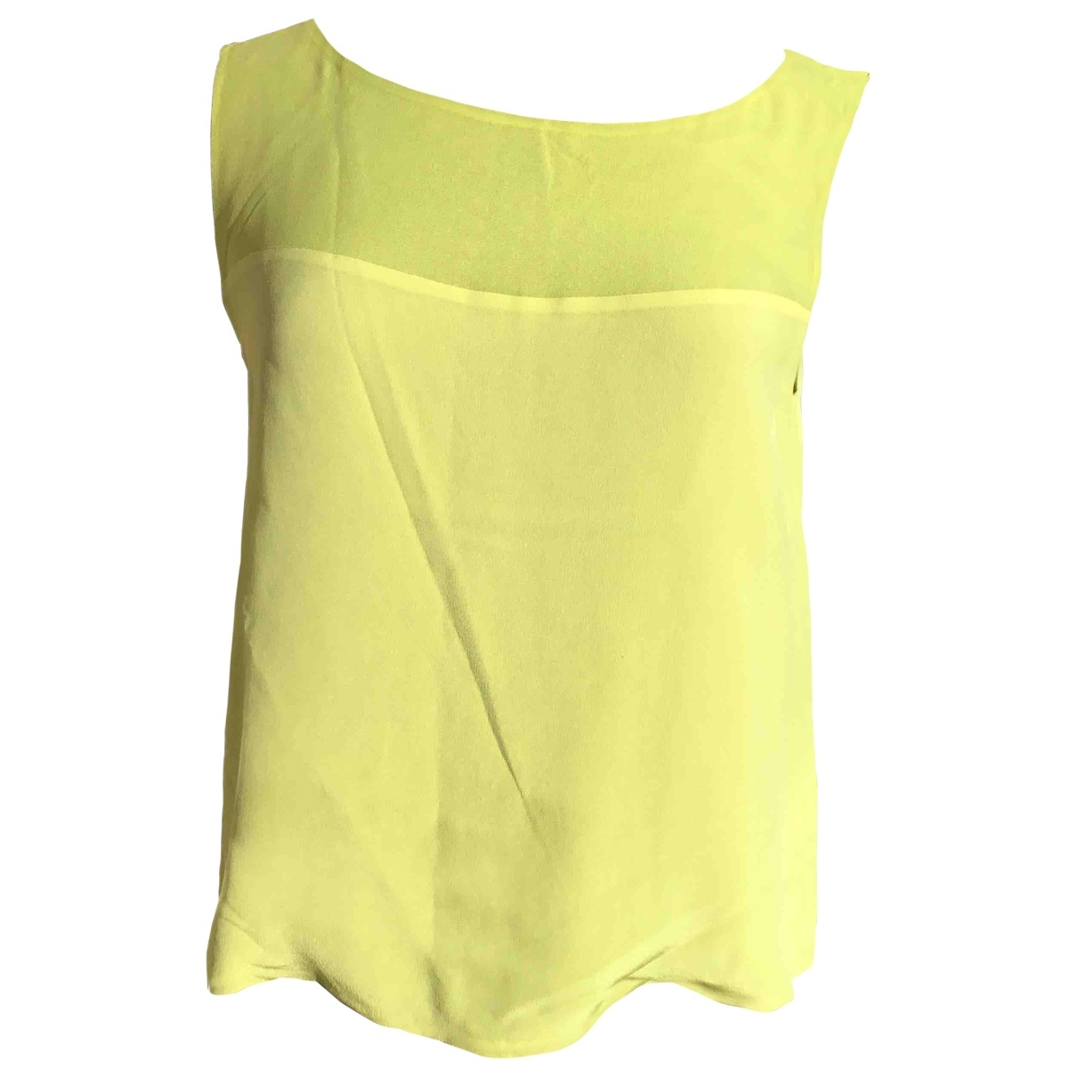 Ermanno Scervino \N Silk  top for Women 40 FR
