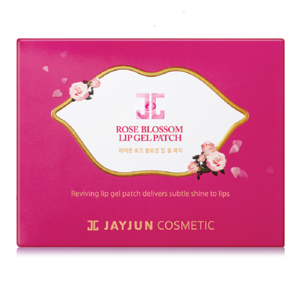 JAYJUN Rose Blossom Lip Gel Patch 1Pc