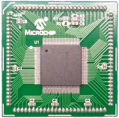Microchip PIC24HJ256GP610A PIC24 100-pin PIM