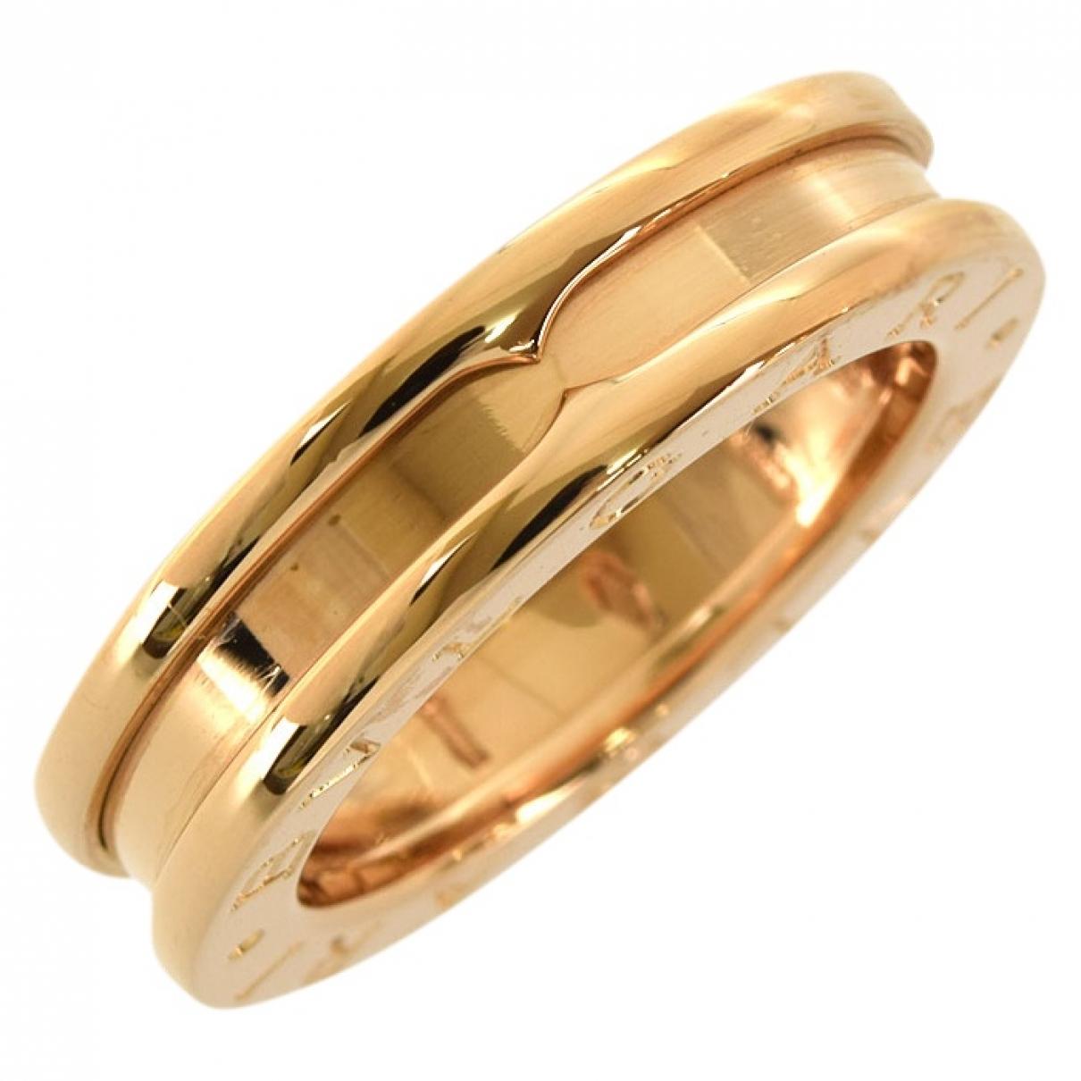 Bvlgari - Bague B.Zero1 pour femme en or rose - dore