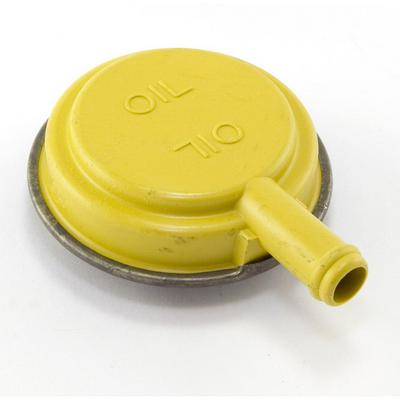 Omix-ADA Oil Filler Cap (Yellow) - 17402.04