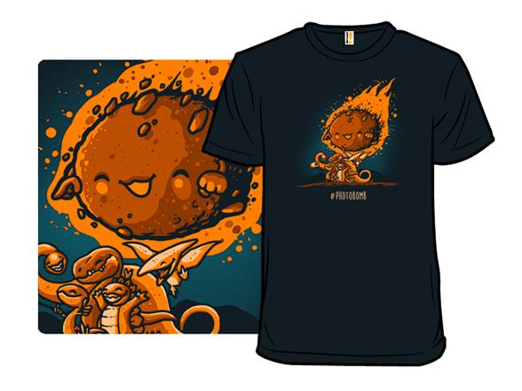 Photobomb T Shirt