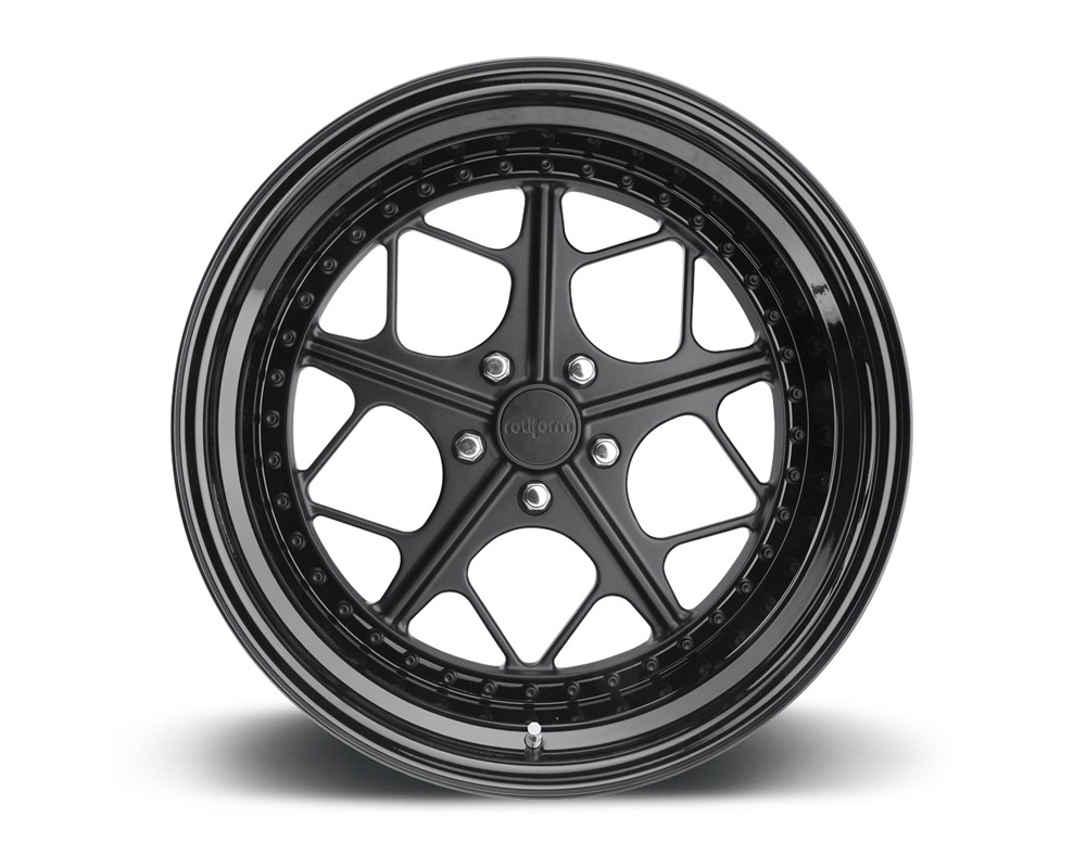 Rotiform LGB-3PCFORGED-CONCAVE LGB 3-Piece Forged Concave Center Wheels