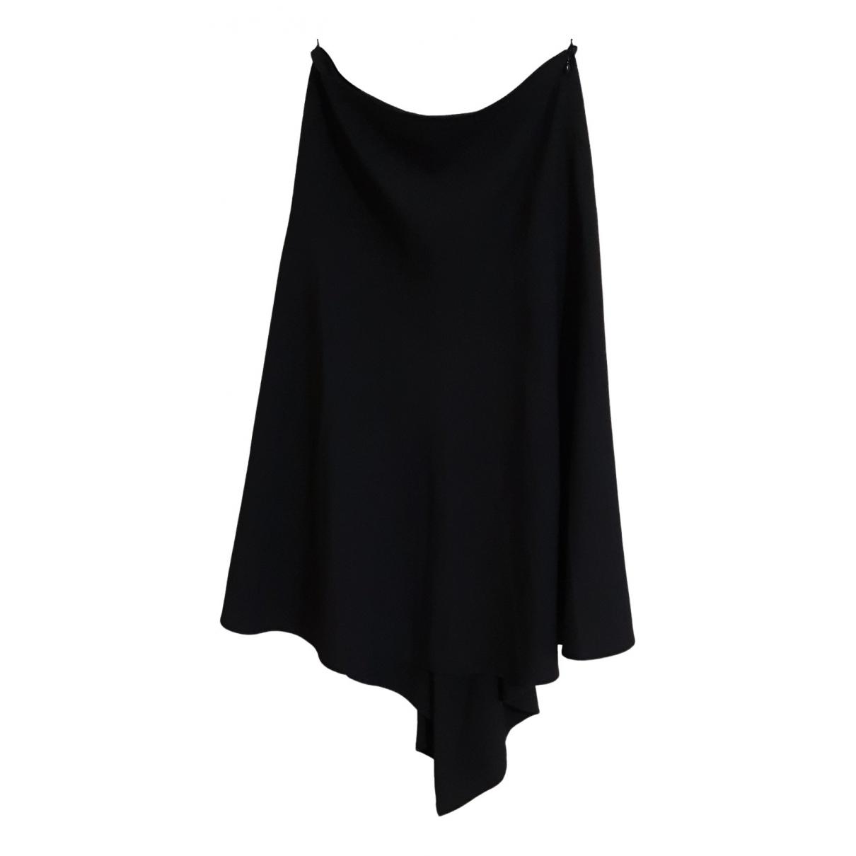 Armani Jeans N Black skirt for Women 44 IT