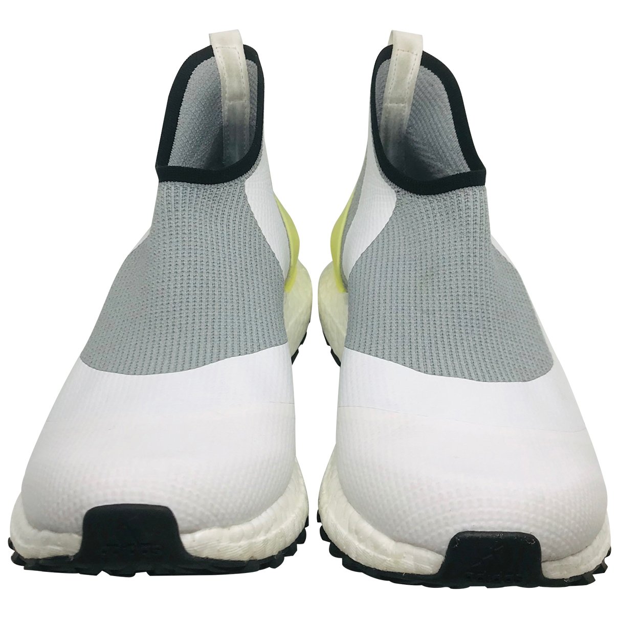 Stella Mccartney Pour Adidas - Baskets   pour femme en caoutchouc - blanc