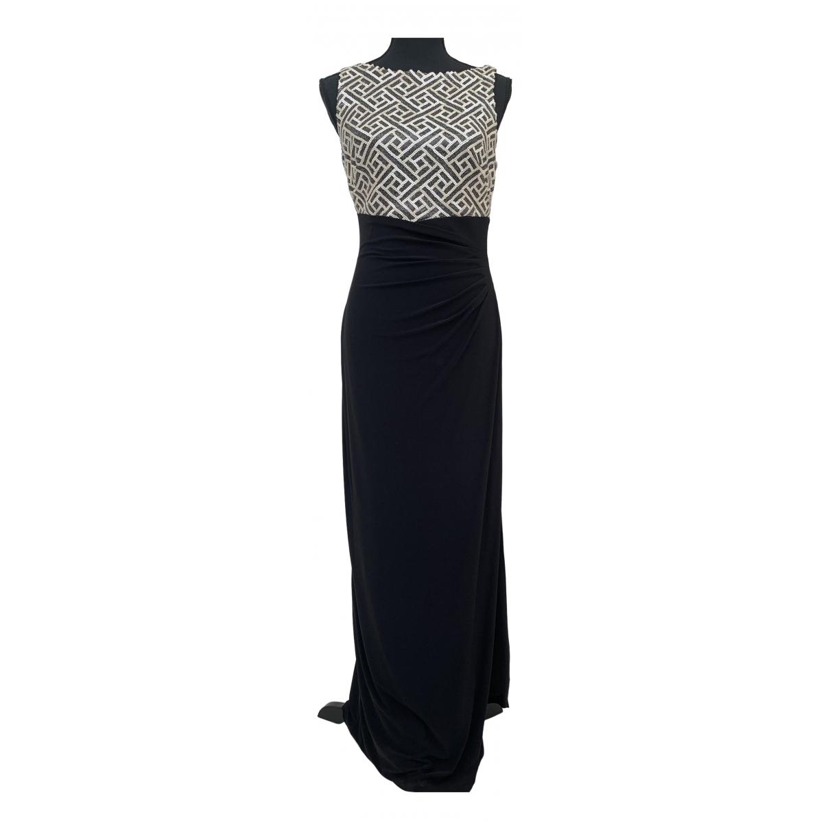Lauren Ralph Lauren \N Kleid in  Schwarz Viskose
