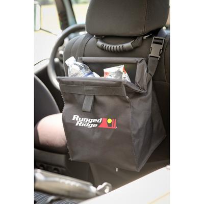 Rugged Ridge Seat Back Trash Bin - 13551.4