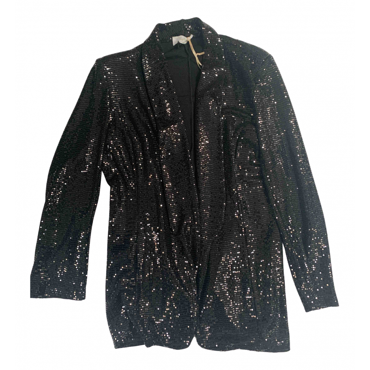 Non Signé / Unsigned N Black jacket for Women One Size International
