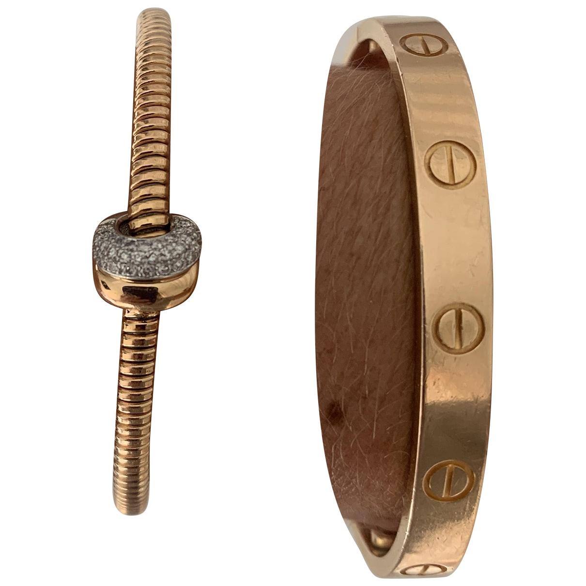 - Bracelet   pour femme en or jaune