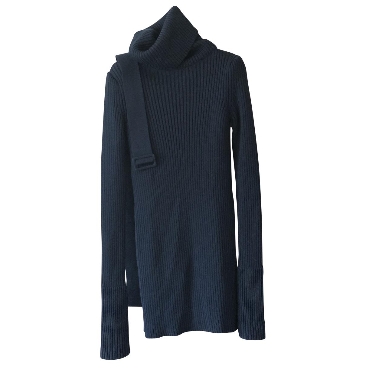 Comptoir Des Cotonniers \N Blue Cotton dress for Women S International
