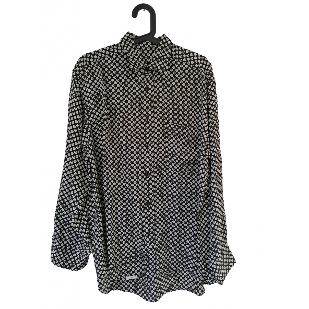 Moschino - Chemises   pour homme - noir