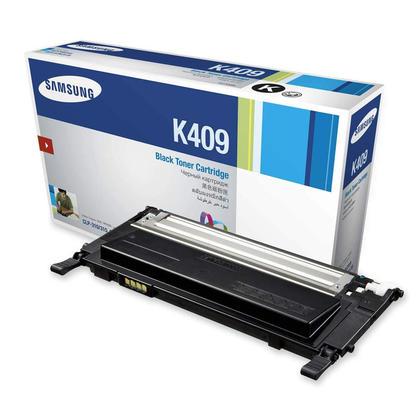 Samsung CLT-K409S cartouche de toner originale noire
