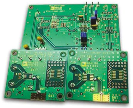 Analog Devices EVAL-INAMP-82RMZ, Instrumentation Amplifier Evaluation Board for AD822x, AD8421