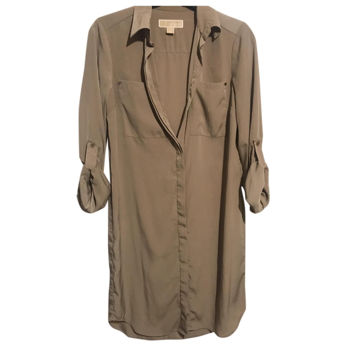 Michael Kors N Khaki dress for Women XS International