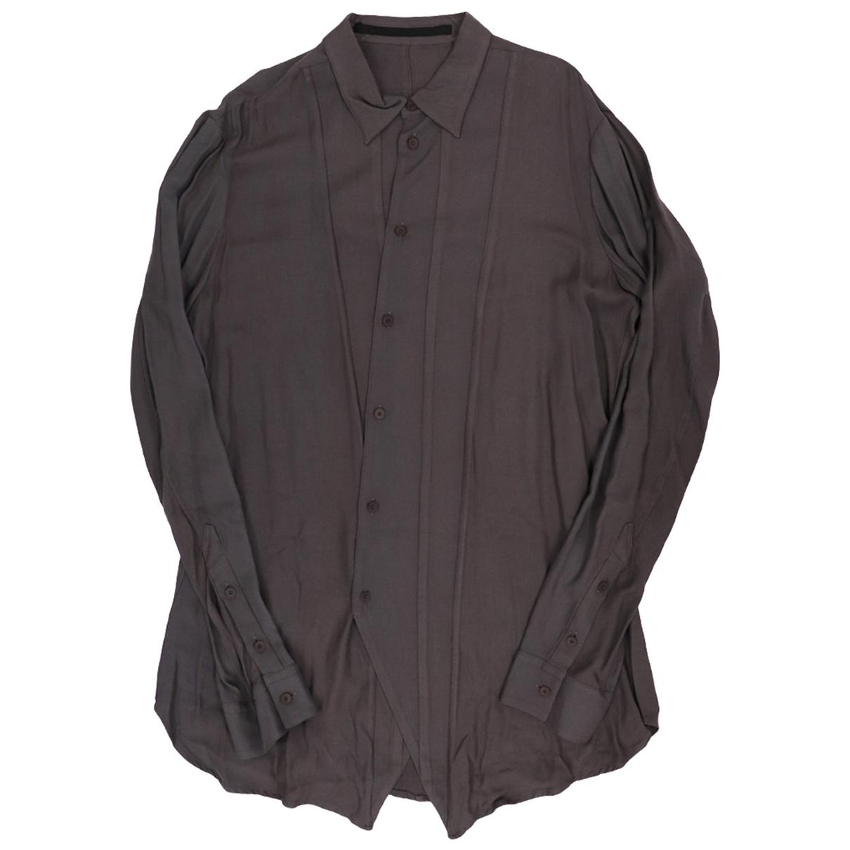 Julius 7 - Tee shirts   pour homme en autre - gris