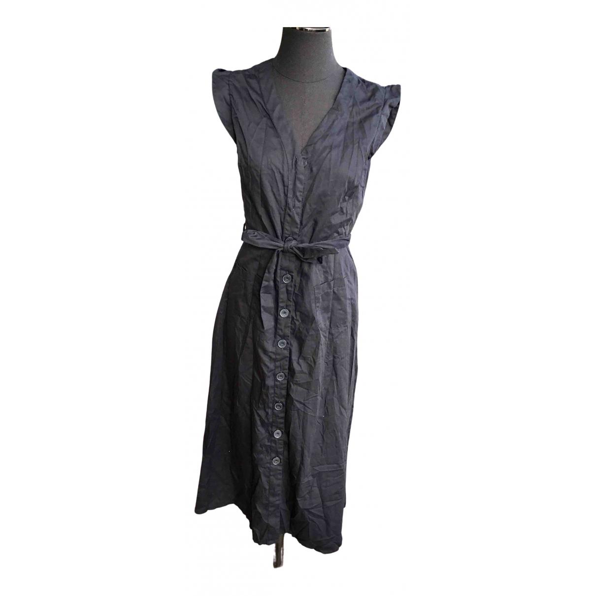 Claudie Pierlot Spring Summer 2020 Kleid in  Schwarz Polyester