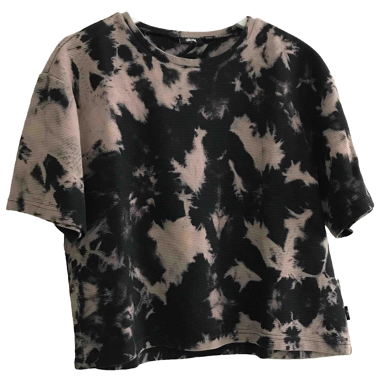 Stussy \N Black Cotton  top for Women S International