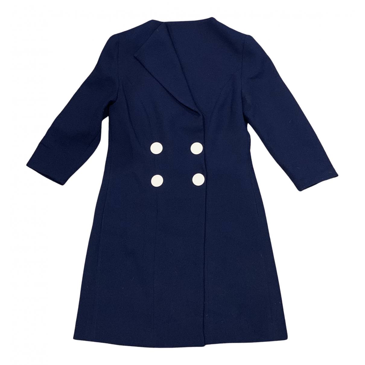 Non Signé / Unsigned N Blue jacket for Women 42 IT