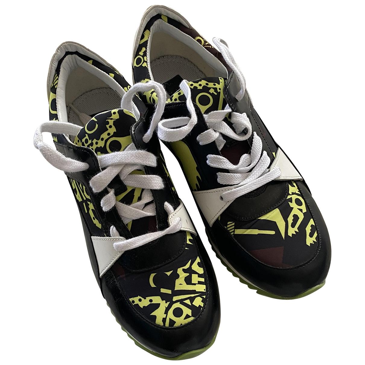 Kenzo \N Sneakers in Leinen