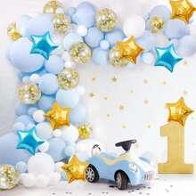 122pcs Party Decoration Balloon Set