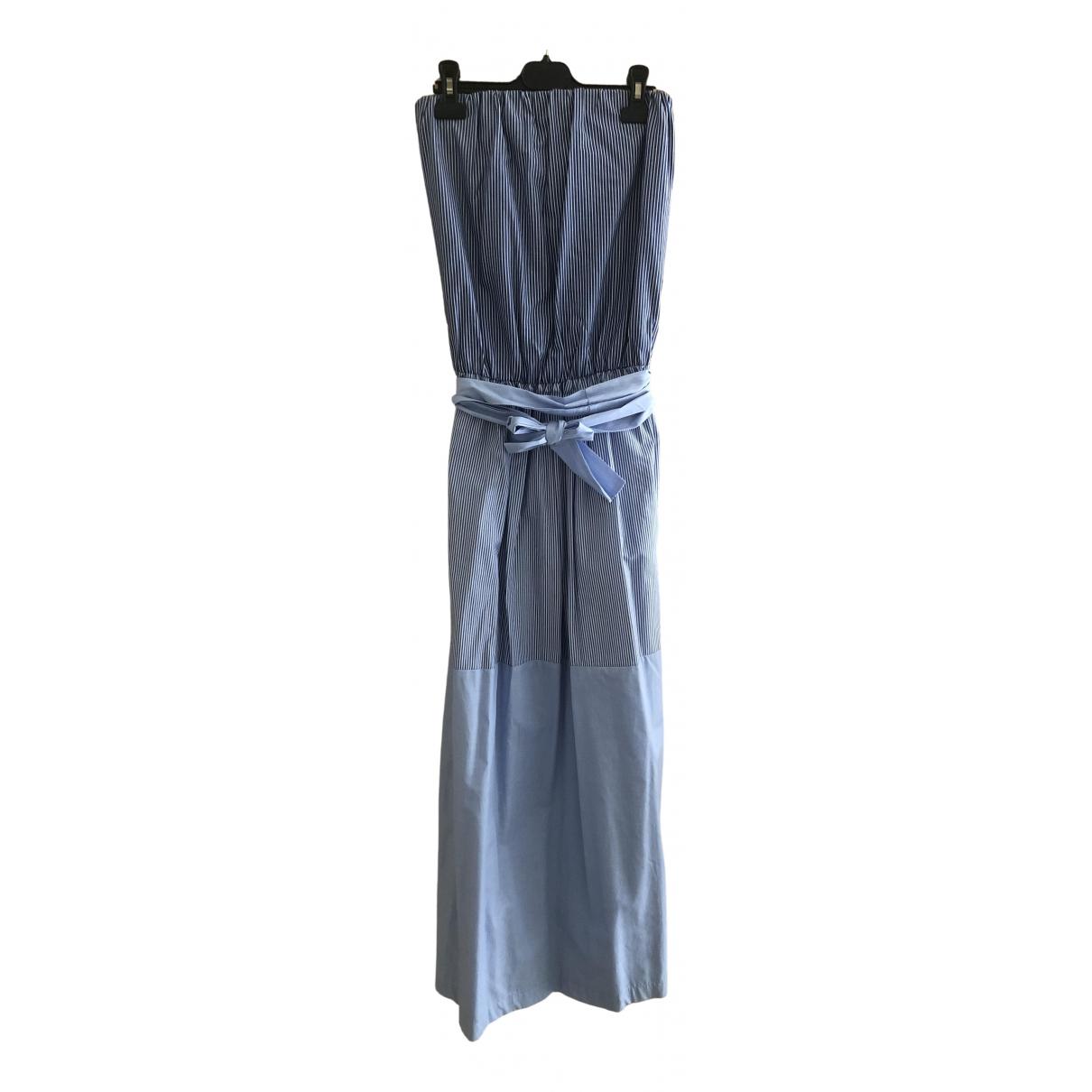 Maxi vestido Semicouture