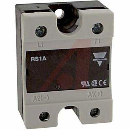 Carlo Gavazzi 25 A SPNO Solid State Relay, Zero, Panel Mount, 530 V ac Maximum Load