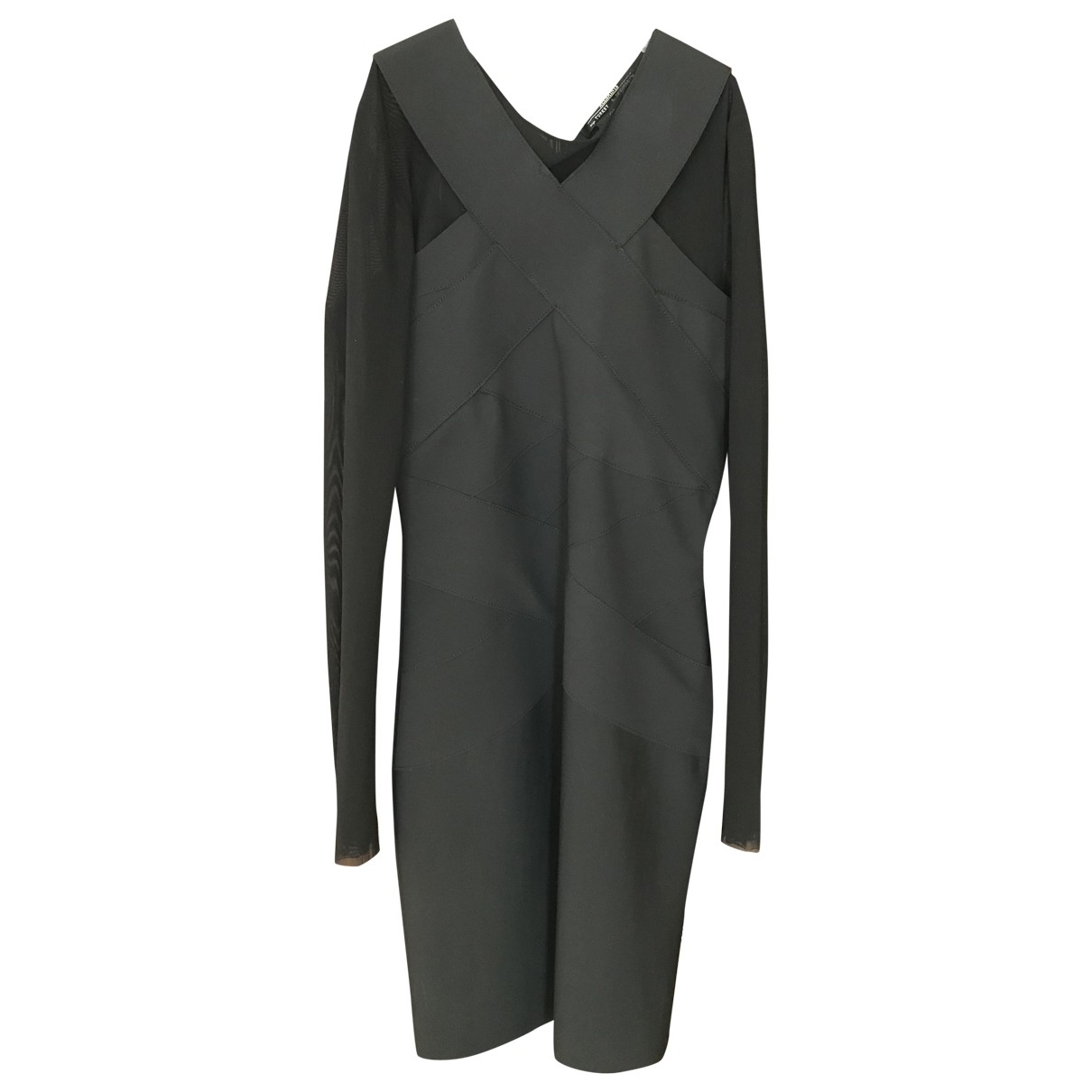 All Saints - Robe   pour femme - noir