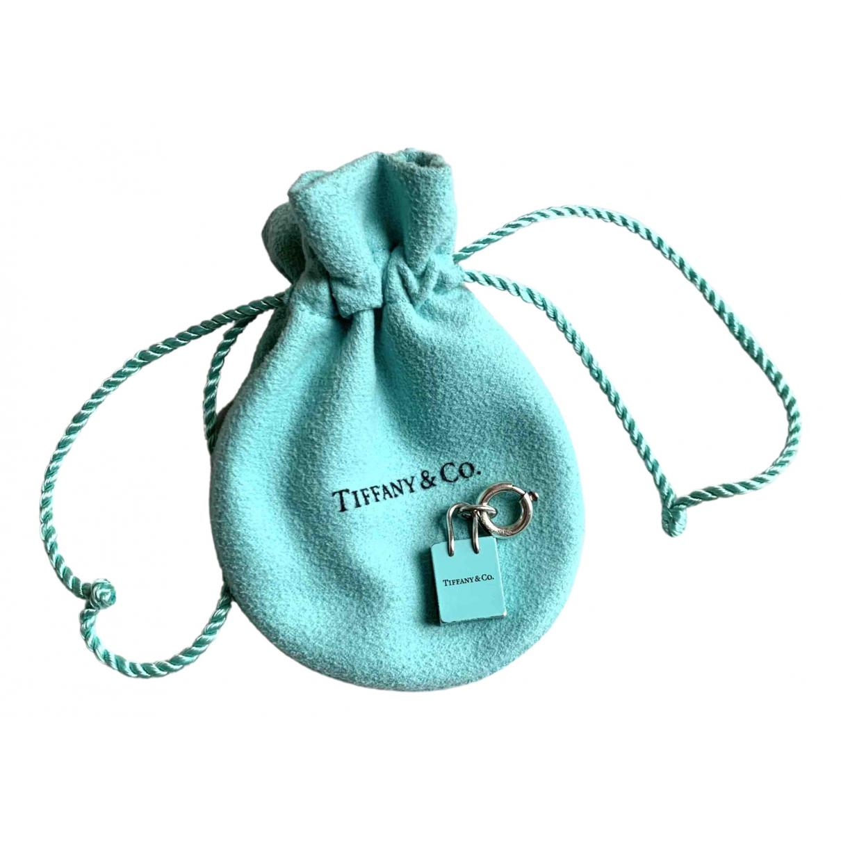 Tiffany & Co \N Taschenschmuck in  Blau Silber