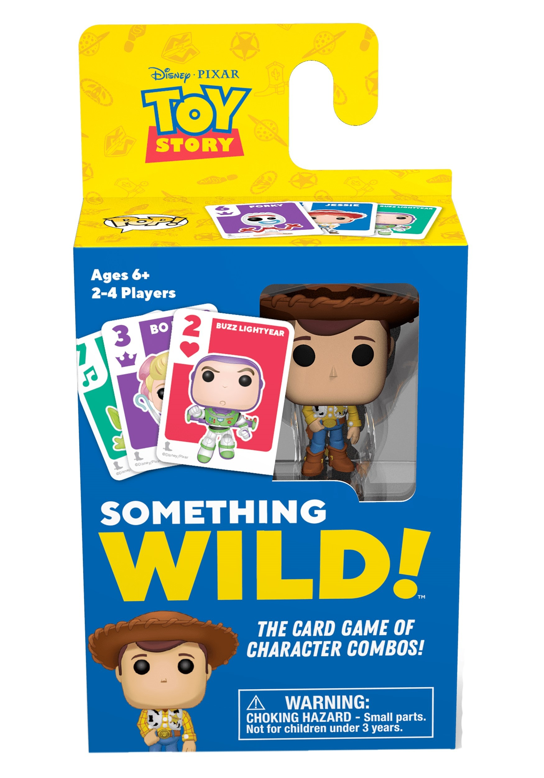 Signature Games: Toy Story - Something Wild Card Game