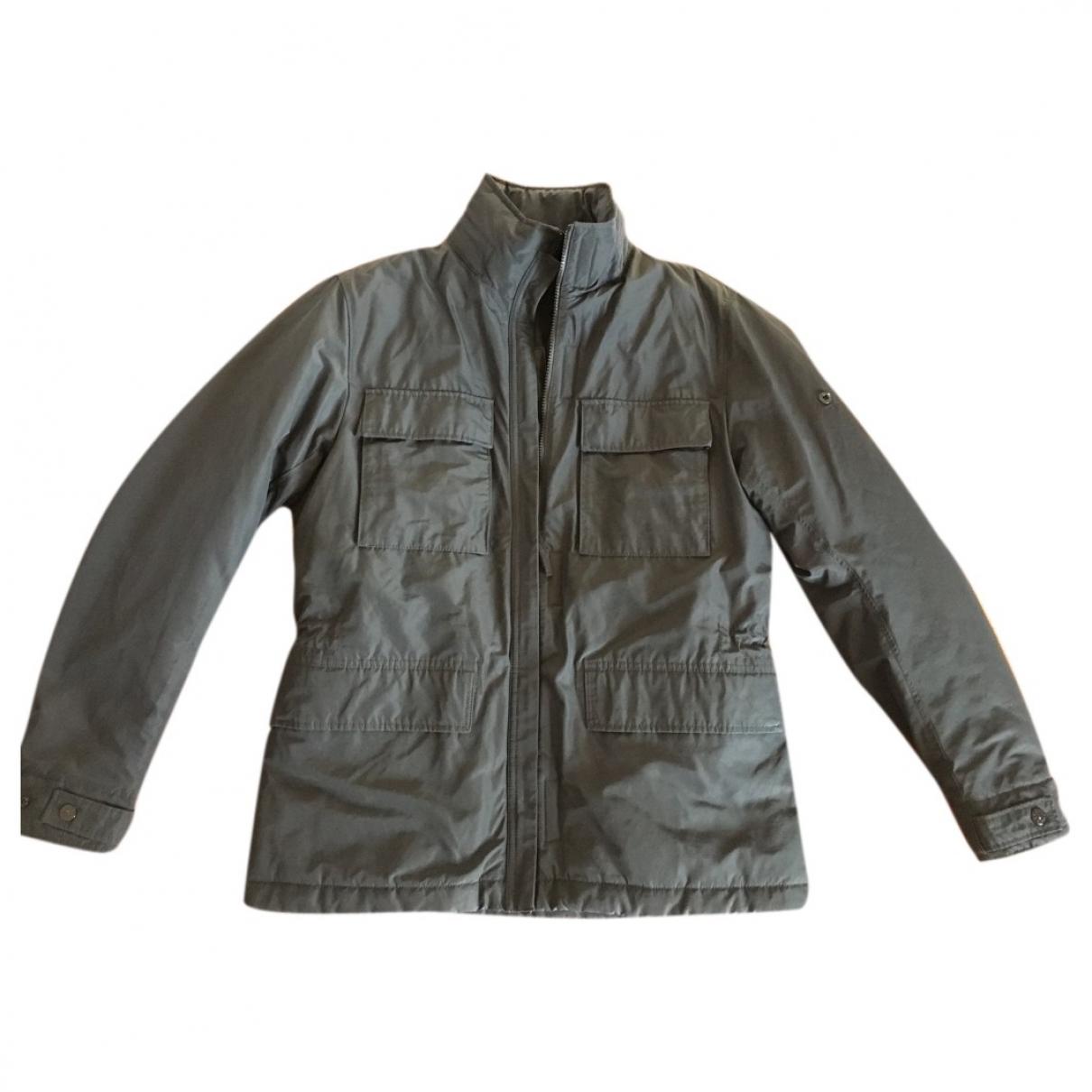 Stone Island \N Black jacket  for Men L International