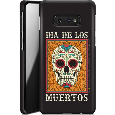 Samsung Galaxy S10e Smartphone Huelle - Dia De Los Muertos  von Smiley®