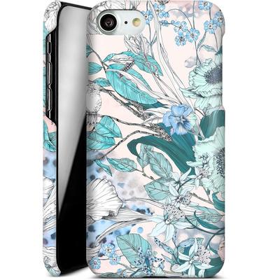 Apple iPhone 7 Smartphone Huelle - Make Me Blush von Stephanie Breeze