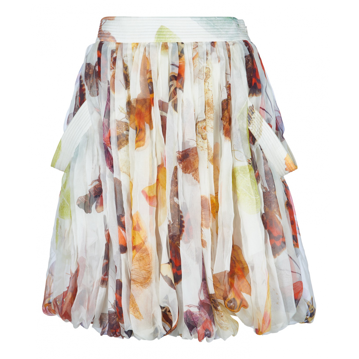 Alexander Mcqueen N Beige skirt for Women 6 UK