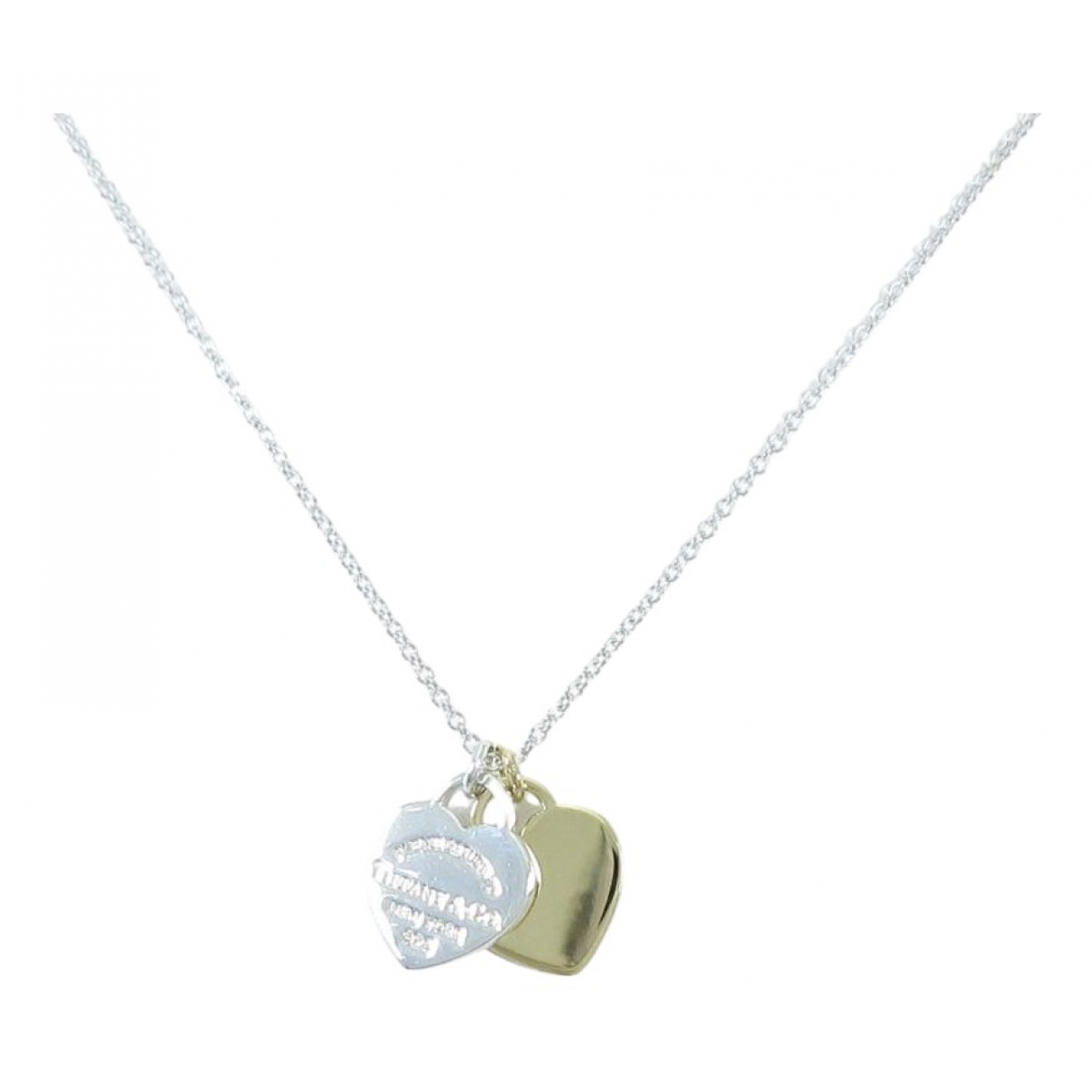 Tiffany & Co Return to Tiffany Kette in  Gold Gelbgold