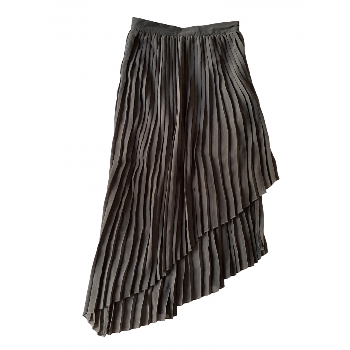 Zara \N Grey Cotton skirt for Women S International