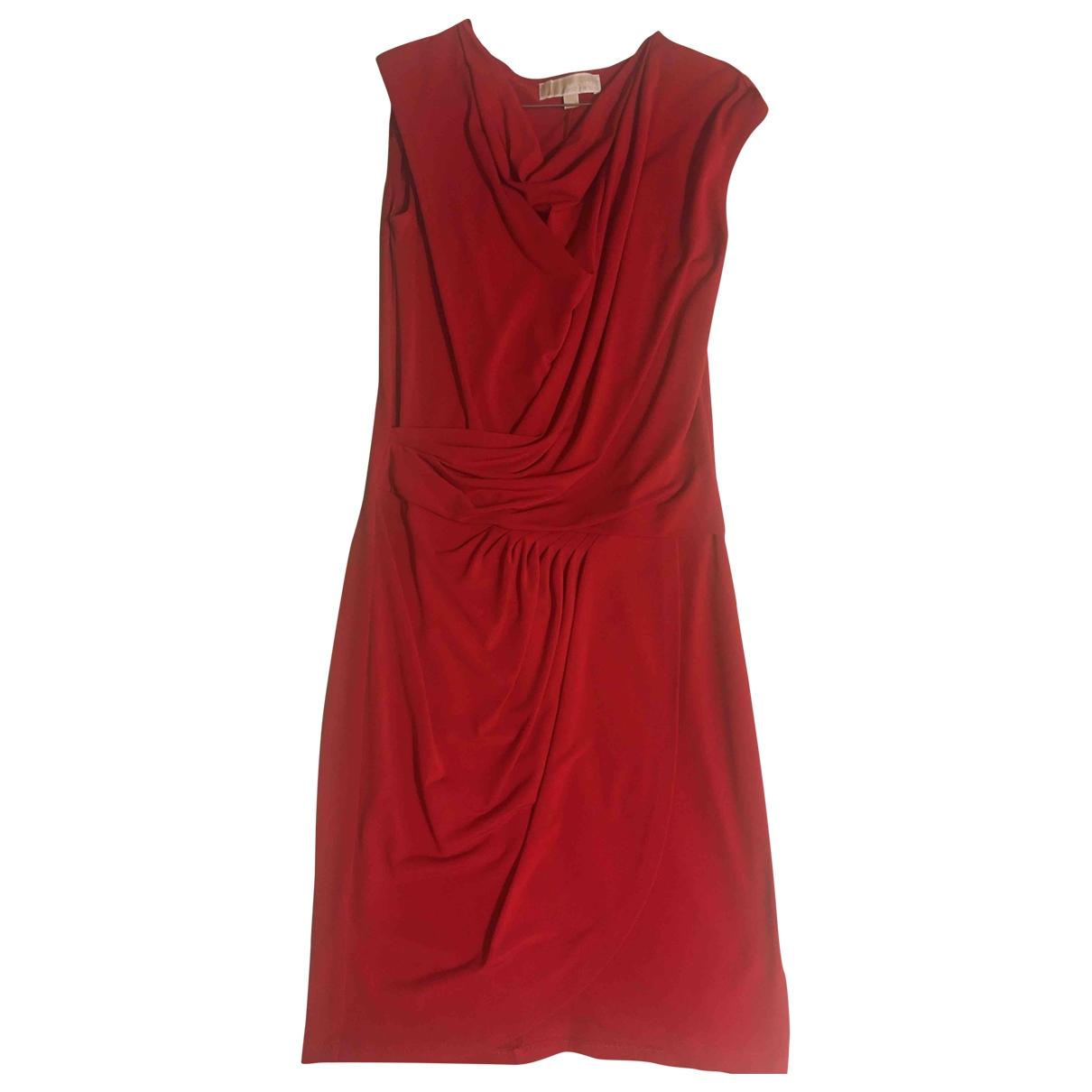 Michael Kors - Robe   pour femme - rouge