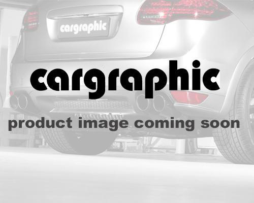 Cargraphic CARP97KATXER Race Pipe X-Pipe Porsche 997 GT3 07-09