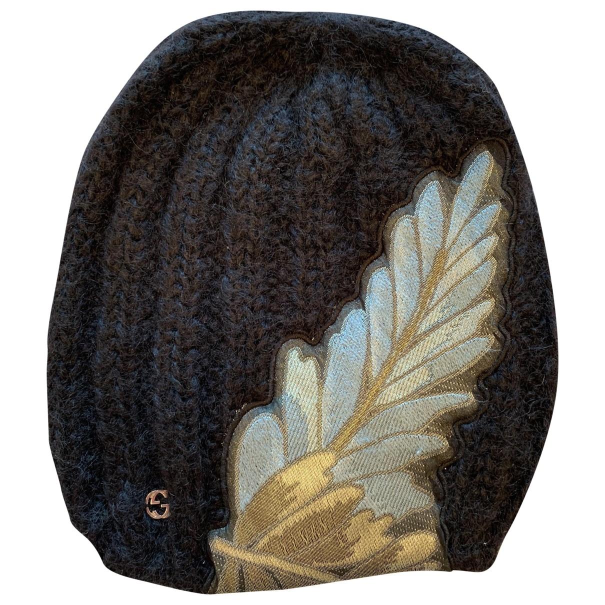 Gucci \N Brown Wool hat for Women S International