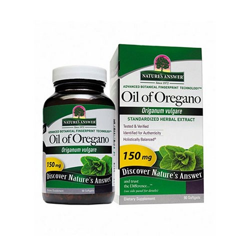 Oil Of Oregano 90 Sftgls by Nature's Answer