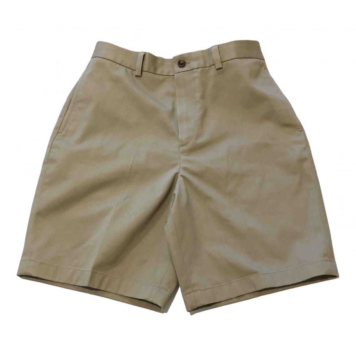 Brooks Brothers - Short   pour enfant en coton - kaki