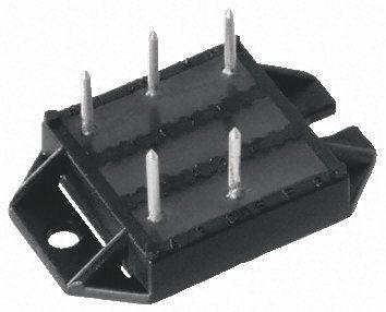 IXYS VUO86-12NO7, 3-phase Bridge Rectifier, 86A 1200V, 5-Pin ECO-PAC 1