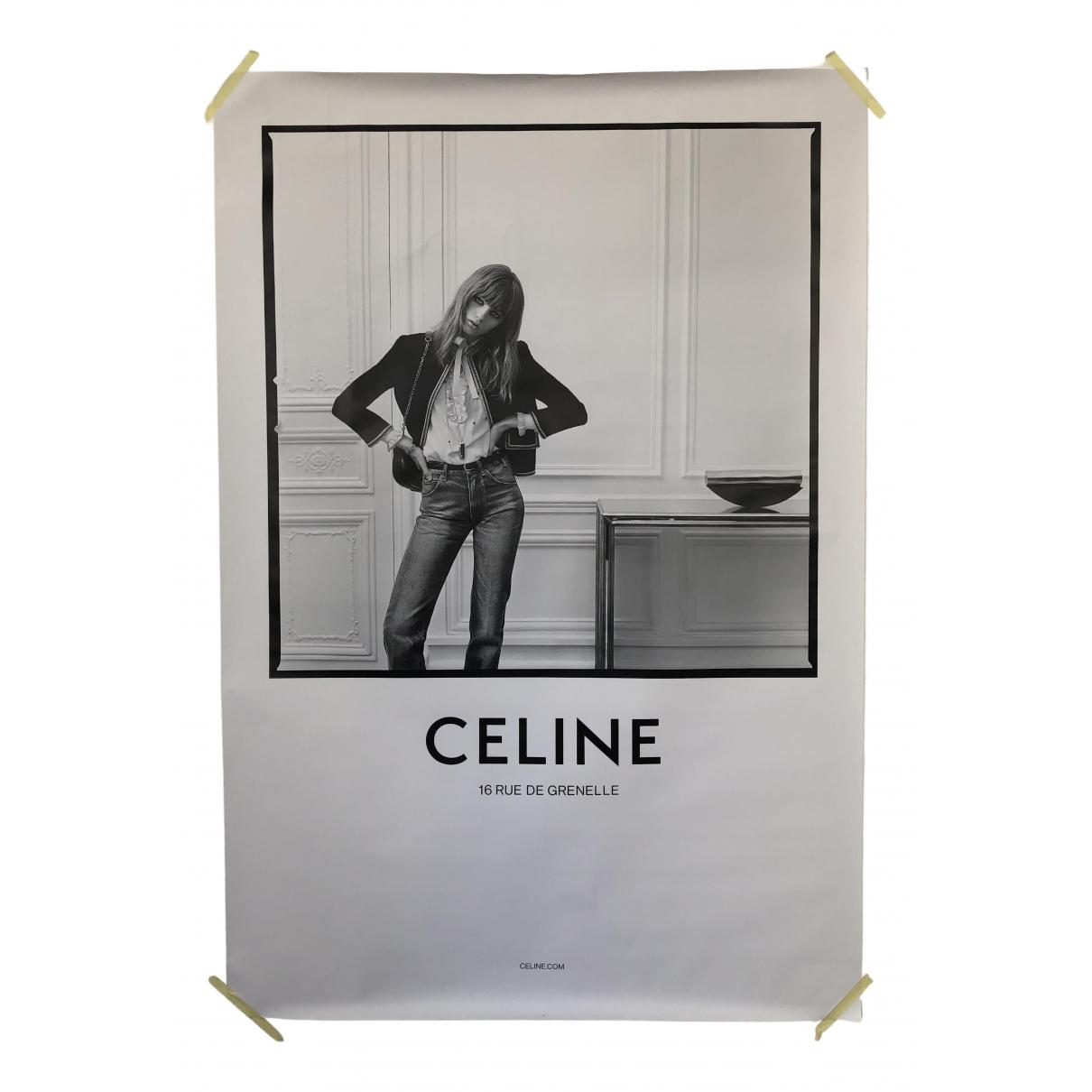 Celine - Mode   pour lifestyle en coton - noir
