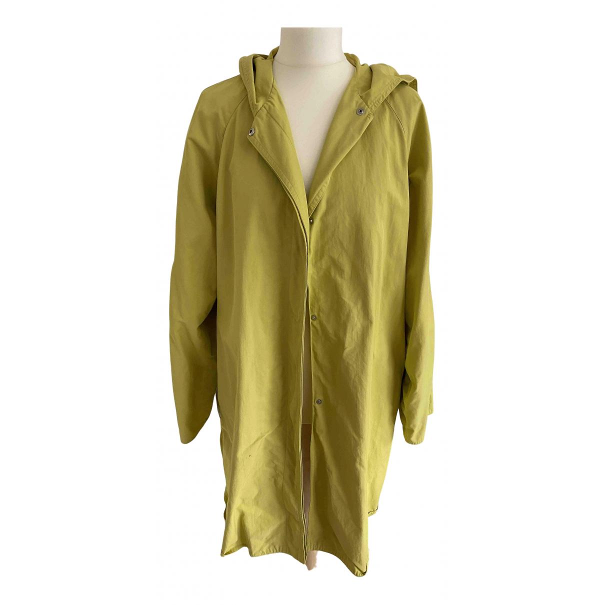 Ramosport \N Trench in  Gelb Polyester