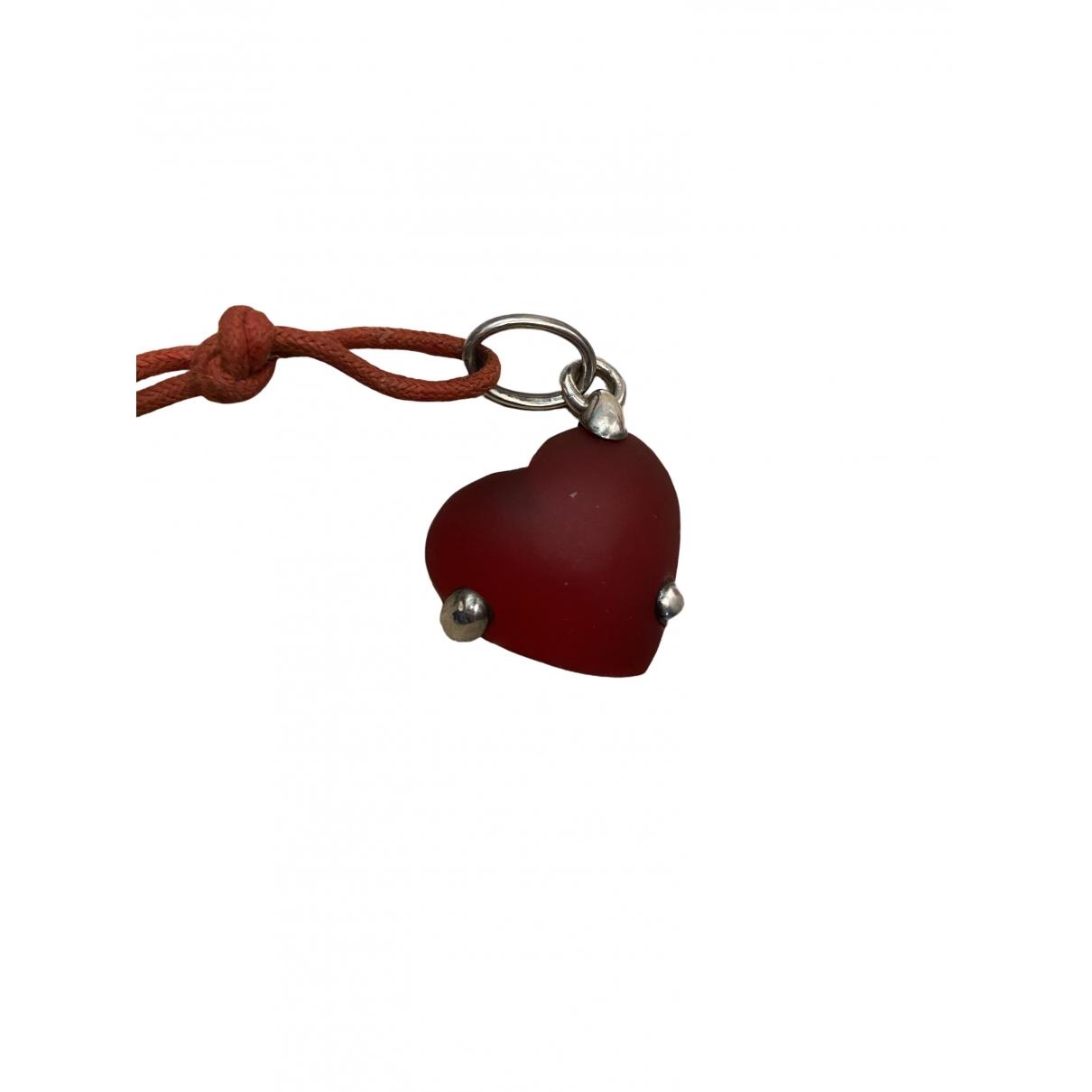 Pomellato - Pendentif   pour femme en metal - rouge