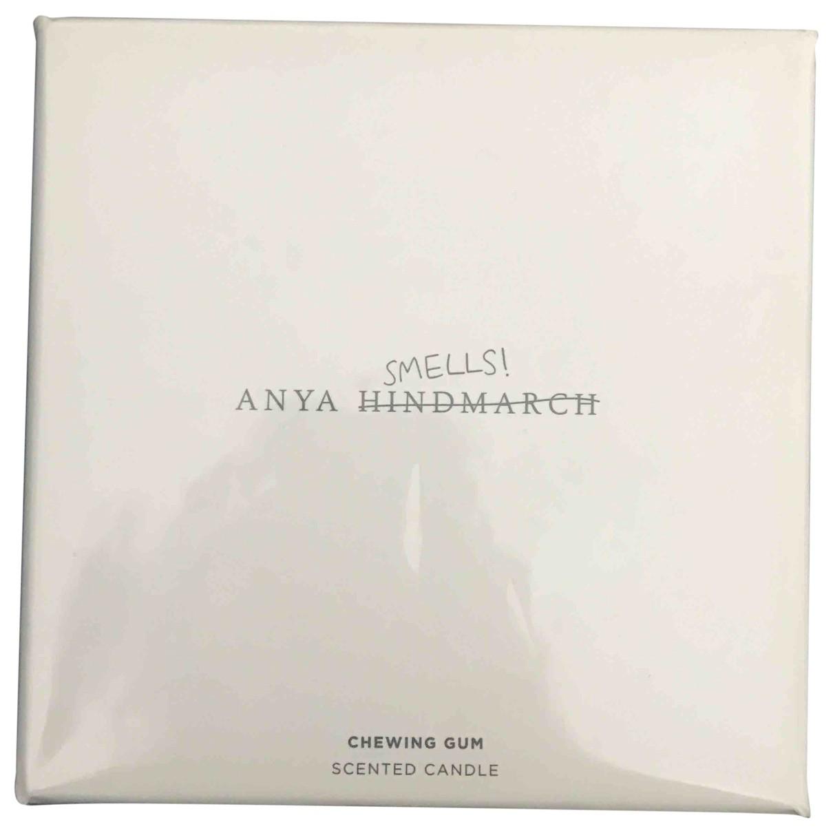 Anya Hindmarch - Objets & Deco   pour lifestyle en verre - noir