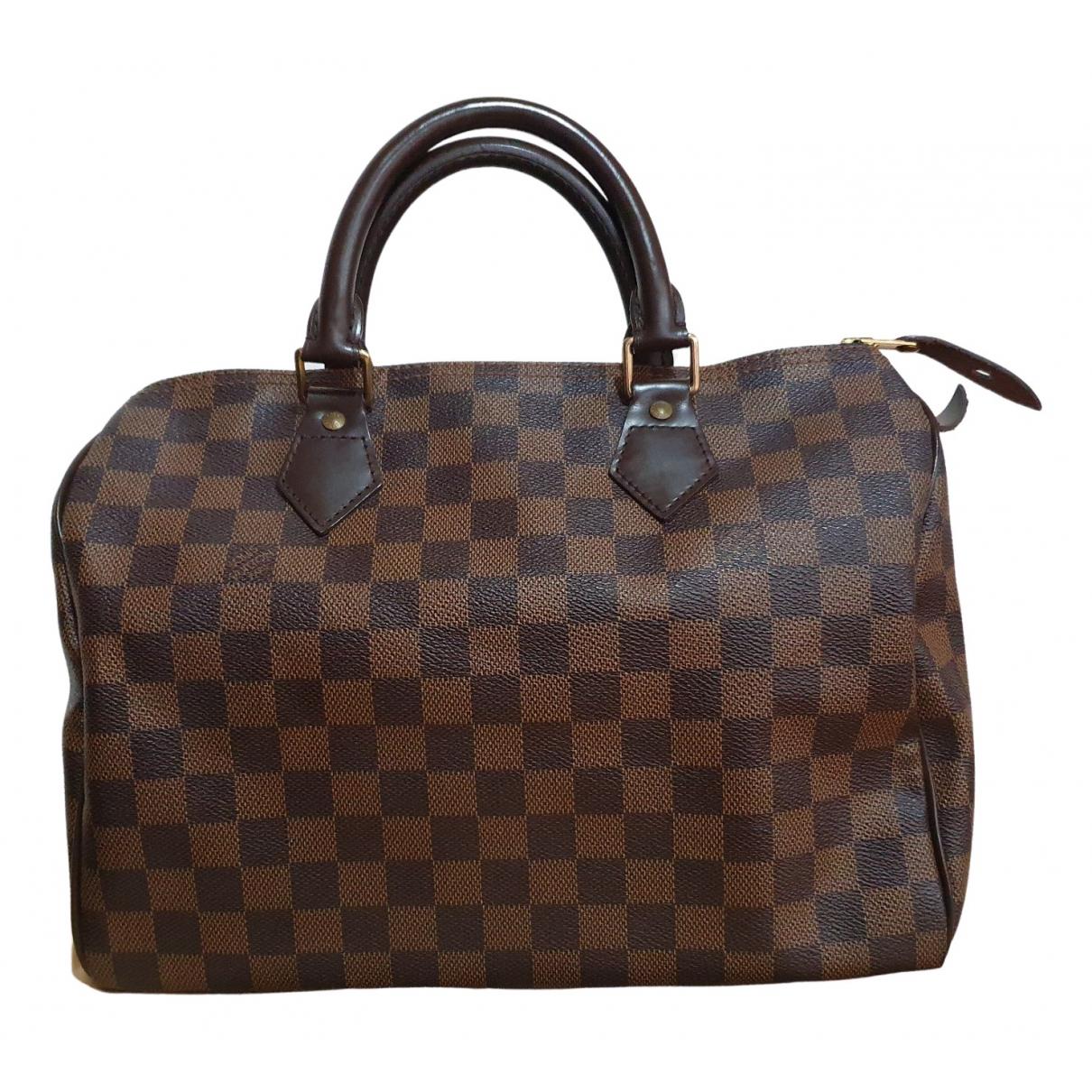 Bandolera Speedy de Lona Louis Vuitton