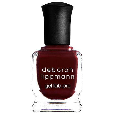 Deborah Lippmann Gel Lab Pro Nail Polish, One Size , Red